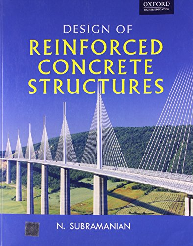 Design of Reinforced Concrete Structures, by N. Subramanian
