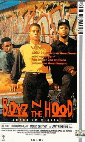 Boyz N The Hood [VHS]