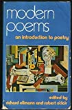 Modern Poems: An Introduction to Poetry (0393091872) by Ellmann, Richard