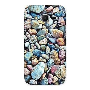 Gorgeous Pebbles Multicolor Back Case Cover for Galaxy Core Prime