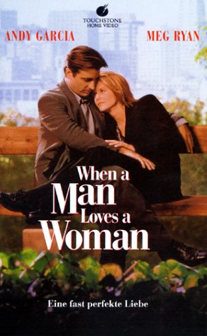 When a Man Loves a Woman [VHS]