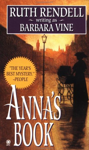 Anna's Book, Ruth  Rendell, Barbara  Vine