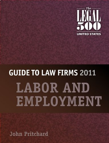 United States - Guide to Law Firms 2011 - Labor and Employment