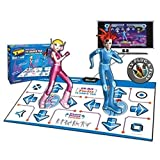 DDR Game Party Mix TV Plug & Play Twin-Pro 2 Player Dance Pad with 15 Songs