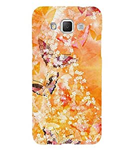 Butterfly Design 3D Hard Polycarbonate Designer Back Case Cover for Samsung Galaxy Grand Max G720