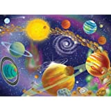 Melissa & Doug 300 Piece The Infinite Cosmos Cardboard Jigsaw