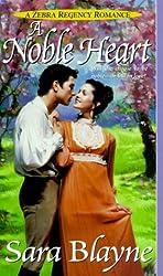 A Noble Heart (Zebra Regency Romance)