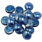 GemStones® Pearls® Decorative Aquarium Stones, Blue, 90/bag
