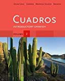 img - for Bundle: Cuadros Student Text, Volume 2: Introductory Spanish + Student Activities Manual book / textbook / text book