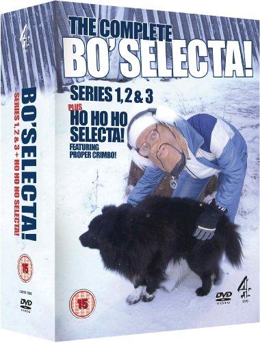 Bo' Selecta - Series 1-3 plus Ho Ho Ho Special