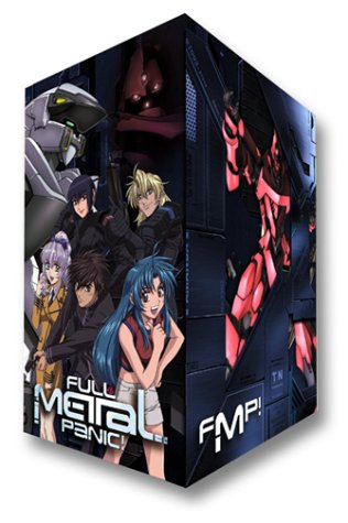 Full Metal Panic! - Mission 01 (with Series Box)
