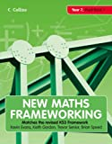 img - for Year 7 Pupil Book 1 (Levels 3-4) (New Maths Frameworking) (Bk. 1) book / textbook / text book