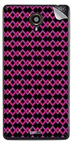 GsmKart HS6VT Mobile Skin for HP Slate 6 Voice Tab (Black, Slate 6 Voice Tab-440)