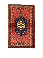 L'EDEN DEL TAPPETO Alfombra Hamadan Rojo/Multicolor 103 x 159 cm