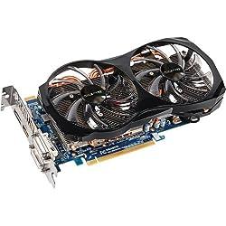 Gigabyte GeForce GTX 660 OC 2GB GDDR5 PCI-Express 3.0 DVI-I/DVI-D/HDMI/Displayport SLI Ready Graphics Card GV-N660OC-2GD