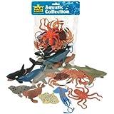 Wild Republic Aquatic Poly Bag of Figures