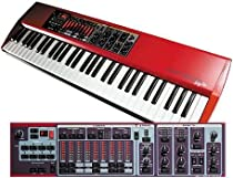 Clavia Nord Electro 2 61 Key Synthesizer Keyboard