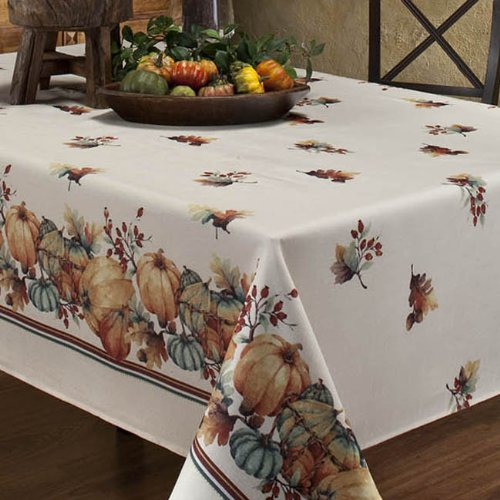 Violet Linen European Tablecloth Collection Violet Linen offers a diverse collection of formal and traditional tablecloths. Our line consists of several types of tablecloths, solid, damask, lace and embroidered designs, made of poly cotton and polyester materials for easy care and durability.