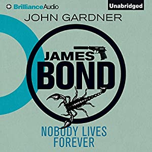 Nobody Lives Forever Audiobook