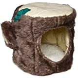 Ware Soft Washable Fleece Fuzz-E-Tree Small Pet House, Medium