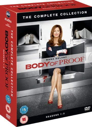 Body of Proof-Season 1-3 [DVD] [Import] (Body Of Proof Season 3 compare prices)