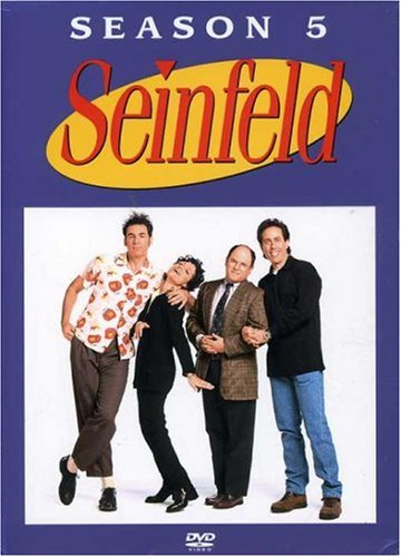 Cover art for  Seinfeld: Season Five