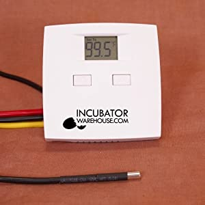 Digital Electronic Egg Incubator Thermostat with Remote Sensor