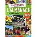 Almanach du chasseur fran�ais au fil des saisons 2015