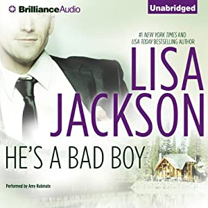 He's a Bad Boy: A Selection from Secrets and Lies | [Lisa Jackson]