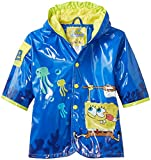 Kidorable Little Boys' Spongebob Squarepants All Weather Waterproof Coat
