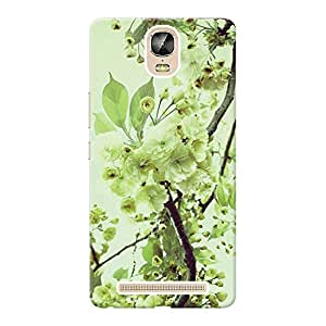 Mobile Back Cover For Gionee Marathon M5 PLUS (Printed Designer Case)
