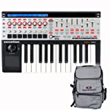 Novation 25SL MKII Keyboard w Carrying Case