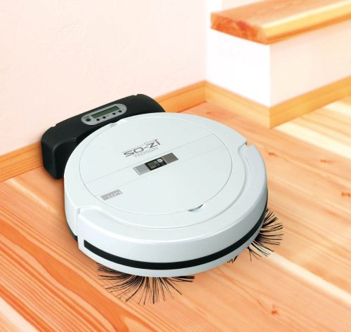 【Amazon.co.jp先行販売】 CCP インテリジェントロボット掃除機 SO-ZI PREMIUM CZ-903
