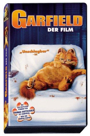 Garfield - Der Film [VHS]