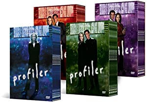 Profiler Seasons 1-4 DVD Set