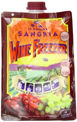 Lt. Blender's Wine Freezer, Sangria, 9.7-Ounce