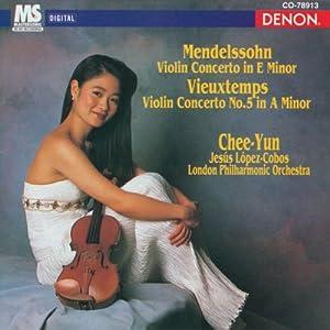 Concertos for Violin & Orchestra