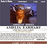 img - for Amelia Earhart: The Sky's No Limit (American Heroes) book / textbook / text book