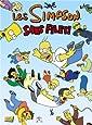 Les Simpson, Tome 17 : Sans filet !