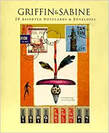 Griffin & Sabine Notecards: Nick Bantock: Amazon.com: Books