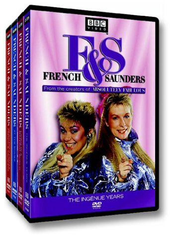 french saunders episodes. Black Bedroom Furniture Sets. Home Design Ideas