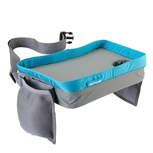 travel-snack-e-play-tray-da-viaggio-support-per-bambini-auto-vassoio-passeggino-blu