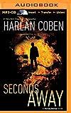 Harlan Coben Seconds Away (Mickey Bolitar Novels)