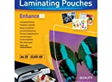 Fellowes - Lamination pouches - 25 x glossy - A4 (210 x 297 mm)