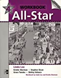 img - for All-Star - Book 4 (High-Intermediate - Low Advanced) - Workbook (Bk. 4) book / textbook / text book
