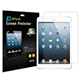 51N5aUXmeRL. SL160  iPad Air Screen Protector, JETech® 2 Pack Screen Protector Film for Apple Apple iPad Air 2 / iPad Air  Hassle Free   Retail Packaging HD Clear