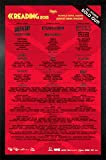 Official Reading Festival 2013 - Exclusive - Red Framed Poster - 94.5x64cm