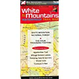 White Mountains Waterproof Trail Map: New Hampshire & Maine