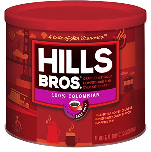 hills-bros-100-colombian-ground-coffee-24-ounce