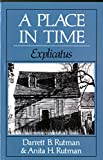 img - for A Place in Time: Explicatus book / textbook / text book